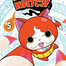 Yo-Kai Watch 5 Cómics y manga