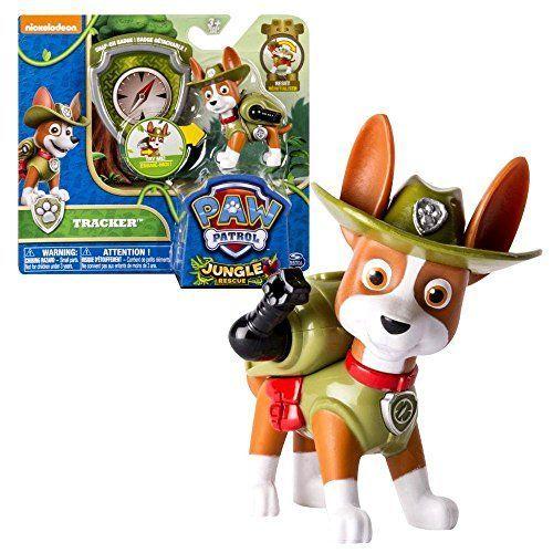 Paw Patrol - Patrulla Canina - Selección Deluxe Figura - Personajes