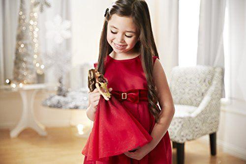 Barbie – Muñeca fashion, felices fiestas, color rojo (Mattel DRD25)