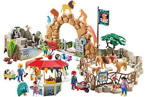 Playmobil - Gran zoo (66340)