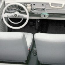 Revell – Maqueta VW Beetle Limousine 1968, escala 1:24 (07083) Modelismo y Maquetas