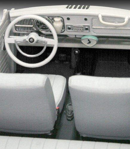 Revell – Maqueta VW Beetle Limousine 1968, escala 1:24 (07083)