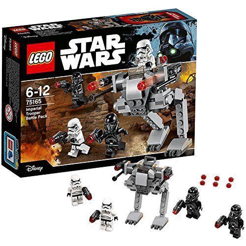 LEGO Star Wars – Pack de combate con soldados imperiales (75165)