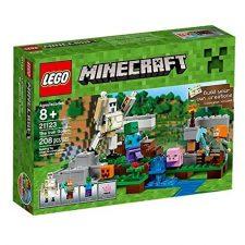 LEGO Minecraft – Set El gólem de hierro (21123) Lego
