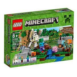 LEGO Minecraft – Set El gólem de hierro (21123)