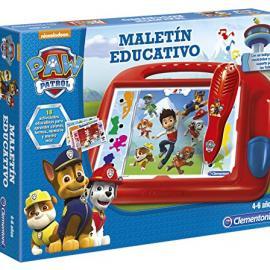 Paw Patrol - Maletín educativo (Clementoni 550708)