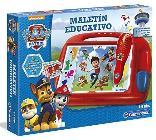 Paw Patrol – Maletín educativo (Clementoni 550708)