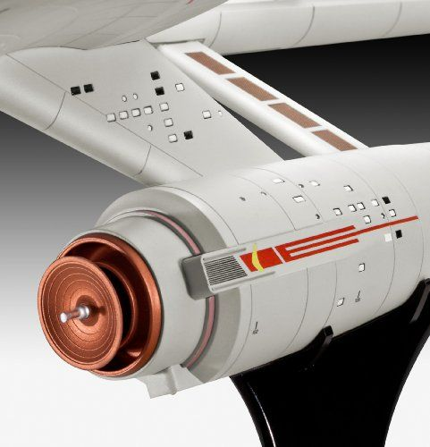 Revell – Maqueta Star Trek U.S.S. Enterprise NCC-1701, escala 1:600