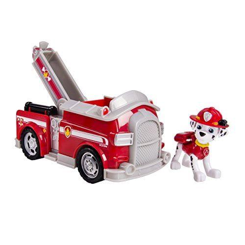 Paw Patrol – Marshall y su camión de bomberos (Spin Master 20063721) La Patrulla Canina