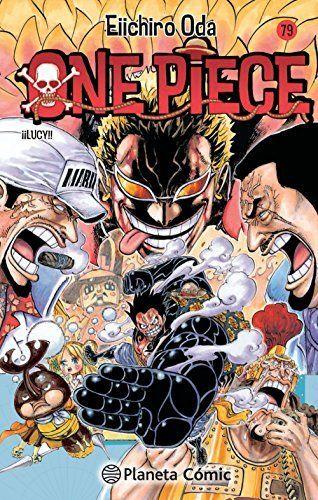 One Piece nº 79: ¡¡Lucy!!