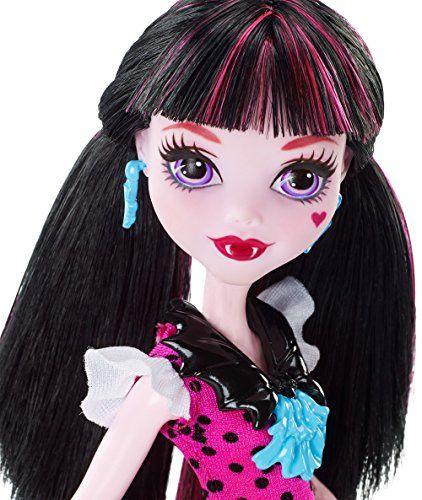 Monster High - Draculaura (Mattel DNW98)