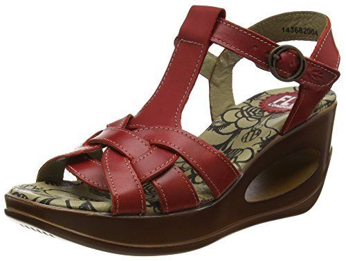 FLY London HEWS682FLY – Sandalias Mujer