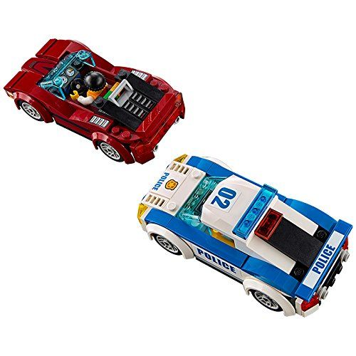 LEGO City - Persecución por la autopista (60138)