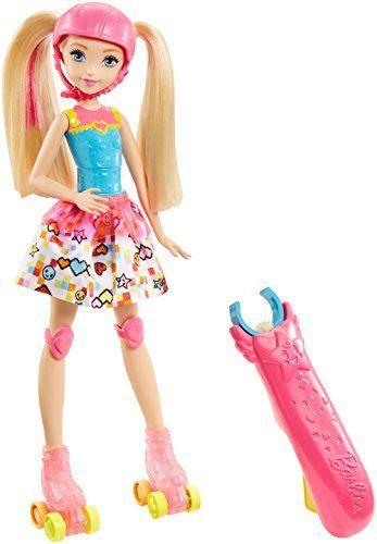 Barbie Superheroína de Videojuego – Muñeca Barbie