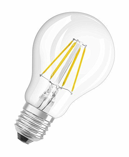 Osram Retrofit Classic A Dimmable – Lámpara LED, E27, color blanco