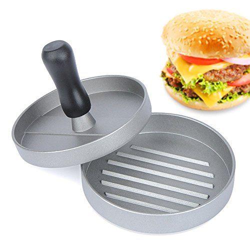 E-PRANCE Molde para hacer hamburguesas caseras