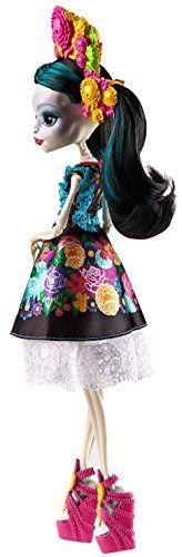 Monster High – Muñeca de colección Skelita Ca (Mattel DPH48)