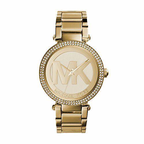 Michael Kors MK5784 - Reloj de cuarzo con correa de acero inoxidable