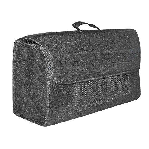 Eufab 21023 - Bolsa para maletero fabricada en fieltro con velcro (50