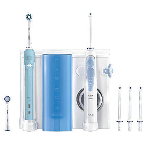 Oral-B Waterjet Pro 700 Cepillo de Dientes Eléctrico Recargable,