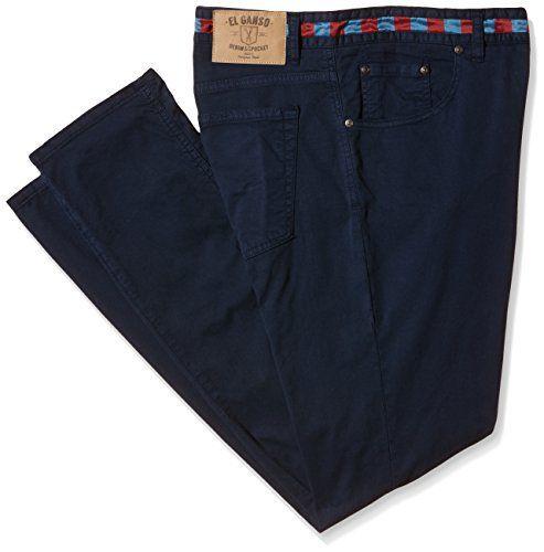 EL GANSO 1020s160001, Pantalones para Hombre
