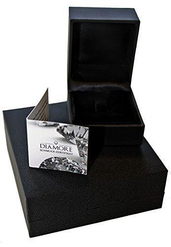 Diamonfire Classic - Anillo con circonita (.7)