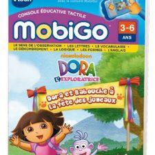 Dora – Videojuego para niños Dora La Exploradora (versión en Juguetes Dora la Exploradora