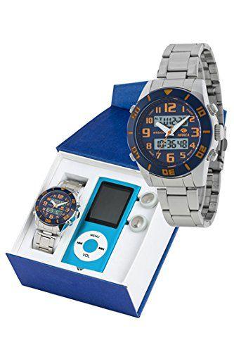 Reloj marea niño b35281/5 analogico digita. Reproductor MP4 Relojes Marea