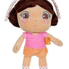 Gipsy 70442-Peluche 18 Cm, diseño de Dora la Exploradora Juguetes Dora la Exploradora
