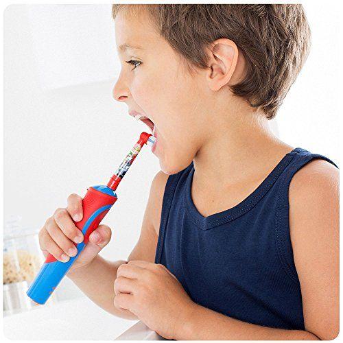 Oral-B Stages Power – Cabezal de recambio para cepillo eléctrico,