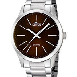 Lotus  15959/2 – Reloj de cuarzo para hombre, con correa de acero