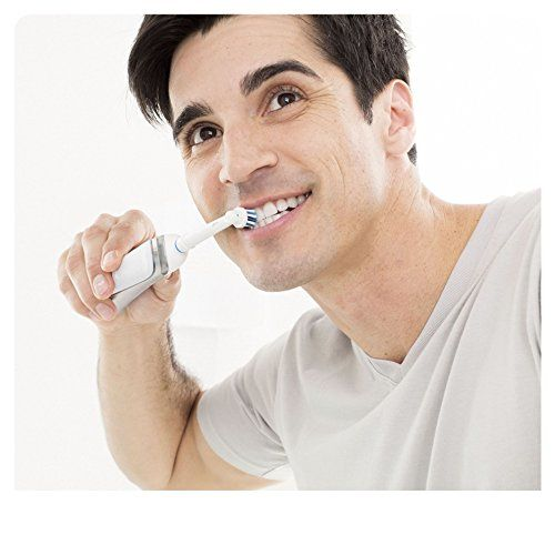 Oral-B CrossAction - Cabezal de recambio, 8 + 2 unidades