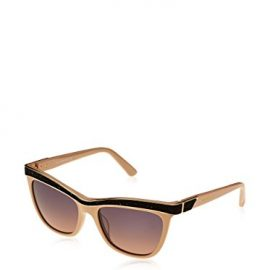 Swarovski SK0075, Gafas de Sol para Mujer, Gris (Shiny Pink Gold),