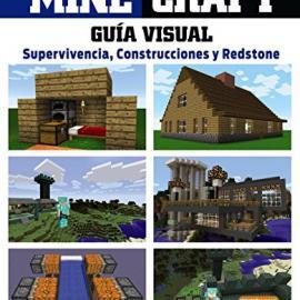 Minecraft. La Guía Visual. Supervivencia, Construcciones Y Redstone