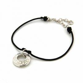 Bijoux pour tous Mujer  Plata de ley (925/1000)  plata