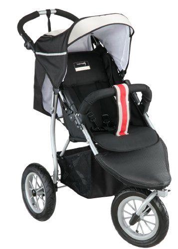 knorr-baby 883888 – Silla de paseo deportiva cubierta desmontable