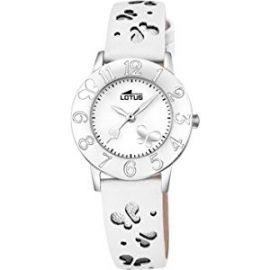 Lotus Unisex Reloj de pulsera analógico cuarzo piel 18269/1