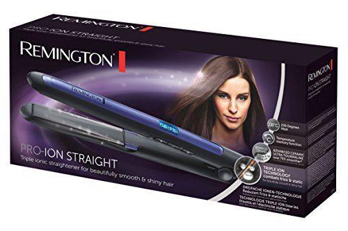 Remington S7710 Pro Ion - Plancha de pelo, hasta 230º C, tecnología