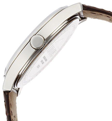 Lotus  15961/2 - Reloj de cuarzo para hombre, con correa de cuero,