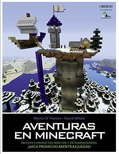 Aventuras En Minecraft (Libros Singulares)
