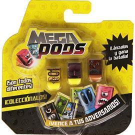 Megapods – Pack de 3 (Bizak 35000111)
