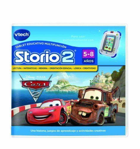Vtech Storio – Juego para tablet educativo Juguetes Dora la Exploradora