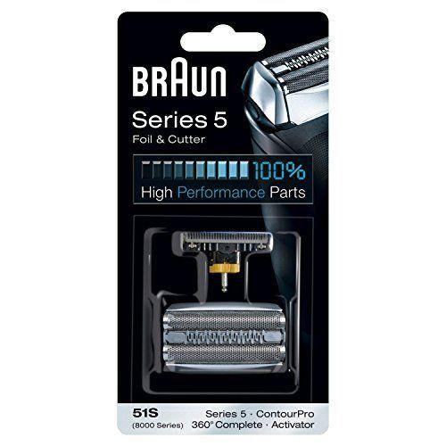 Braun 51S - Recambio para afeitadora eléctrica, compatible con