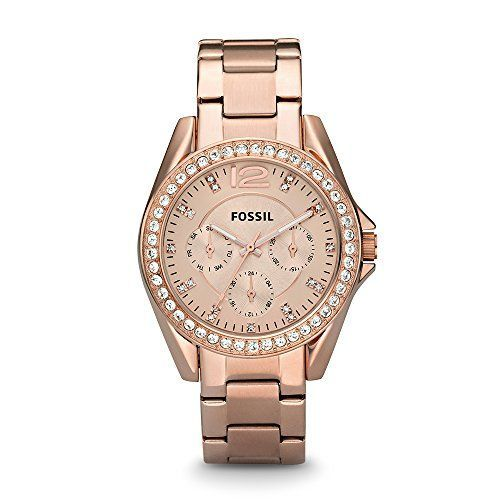 Fossil Riley - Reloj de pulsera