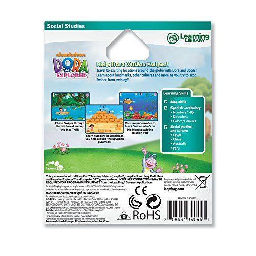 Dora – Accesorio para tablet para niños Dora La Exploradora (versión