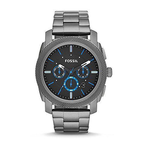Fossil Machine – Reloj de pulsera