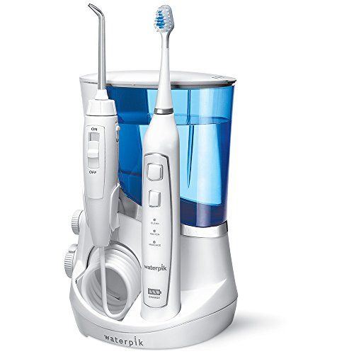 Waterpik wp861-e2 Irrigador Waterpik con cepillo a ultrasonidos