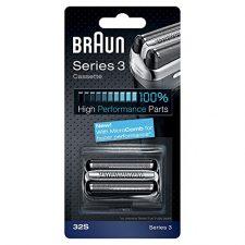 Braun – Series 3 – Laminas para máquina de afeitar Braun