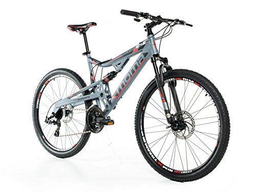 "Moma - Bicicleta Montaña Mountainbike 27,5"" BTT SHIMANO, aluminio,"