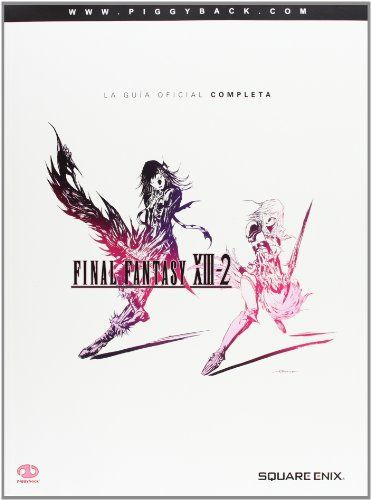Guía Final Fantasy XIII-2